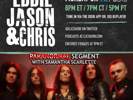 EJC Show: Stephen Pearcy from RATT