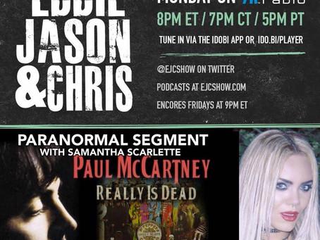 EJC Show: Paul Is Dead