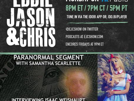EJC Show: Illuminati Watcher