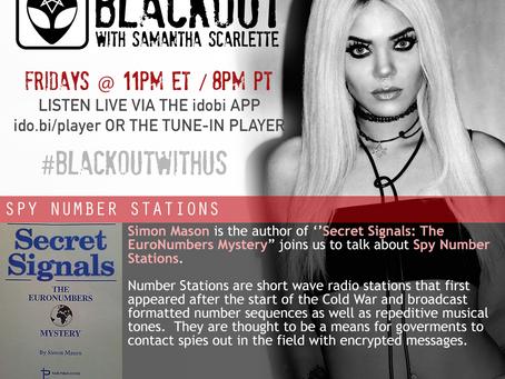 PODCAST - BLACKOUT:  Spy Number Stations