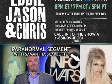 EJC Show: InfoWars' Joe Biggs