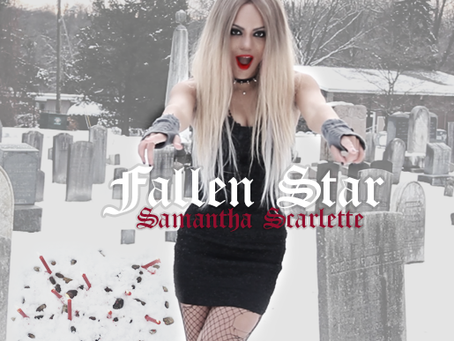 French blog article about Samantha Scarlette