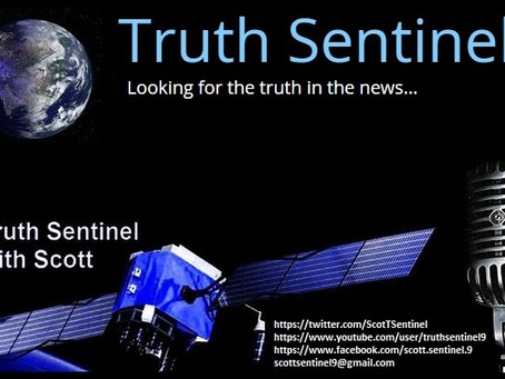 Samantha Scarlette will be on Truth Sentinel