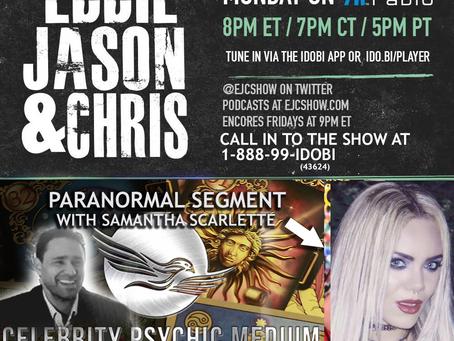 EJC Show: Celebrity Psychic Jesse Bravo