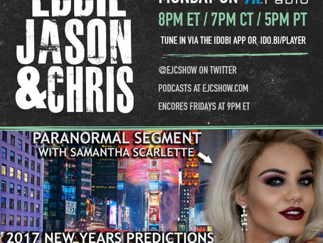 EJC Show: New Years Predictions