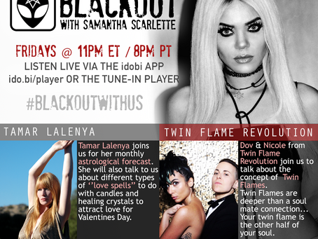 PODCAST-BLACKOUT: Twin Flames