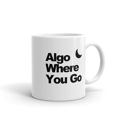 Algo Where You Go - Mug