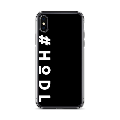 #HODL - The iPhone Case