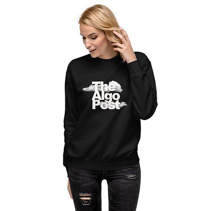 The Algo Post - fleece pullover
