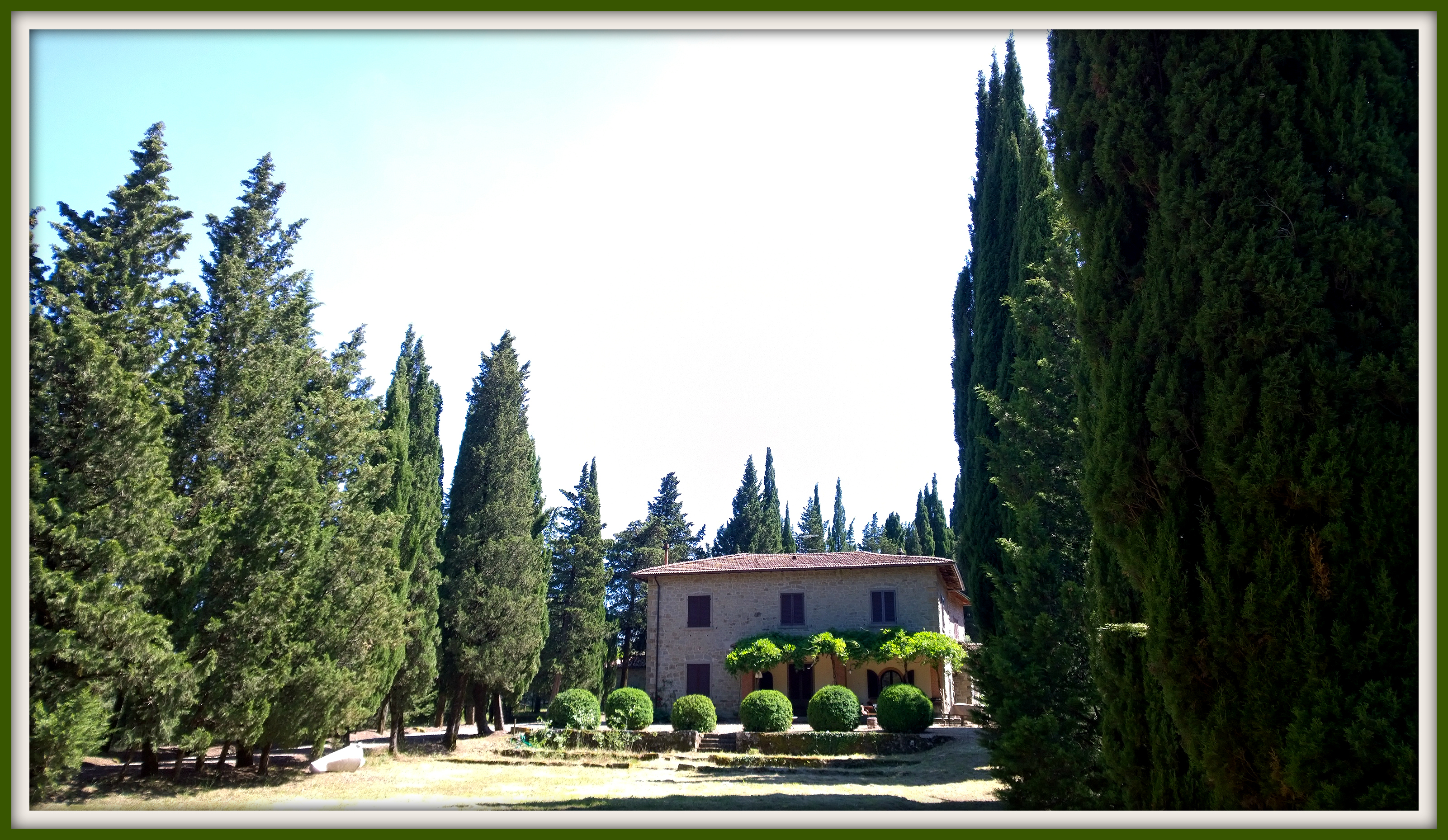 Villa - La Scheggia - Marchesi d'Afflitto - La Scheggia Holiday