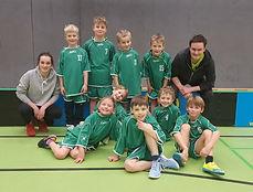 Floorball Minis und U15