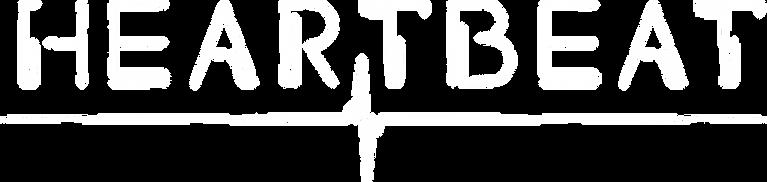 logo - heartbeat - Wiite tekst - puls.pn