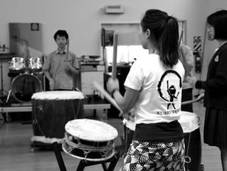 Saint Kentigern Taiko Workshop