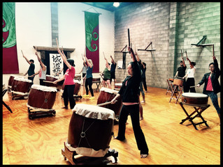 Special Taiko Workshop with Kenji Furutate