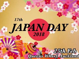 2018 Japan Day