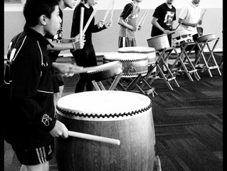 Intro To Taiko Course starting in April!