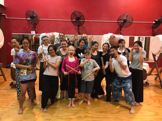 Intro To Taiko Course In October