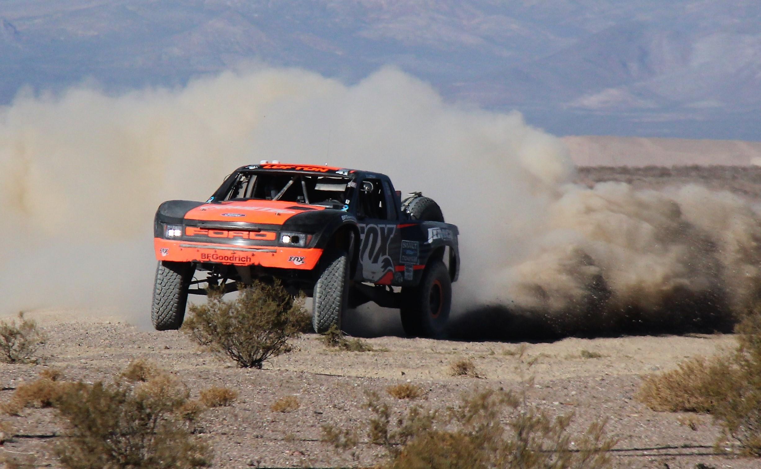 Truck Dust