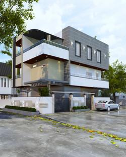 G+2 House