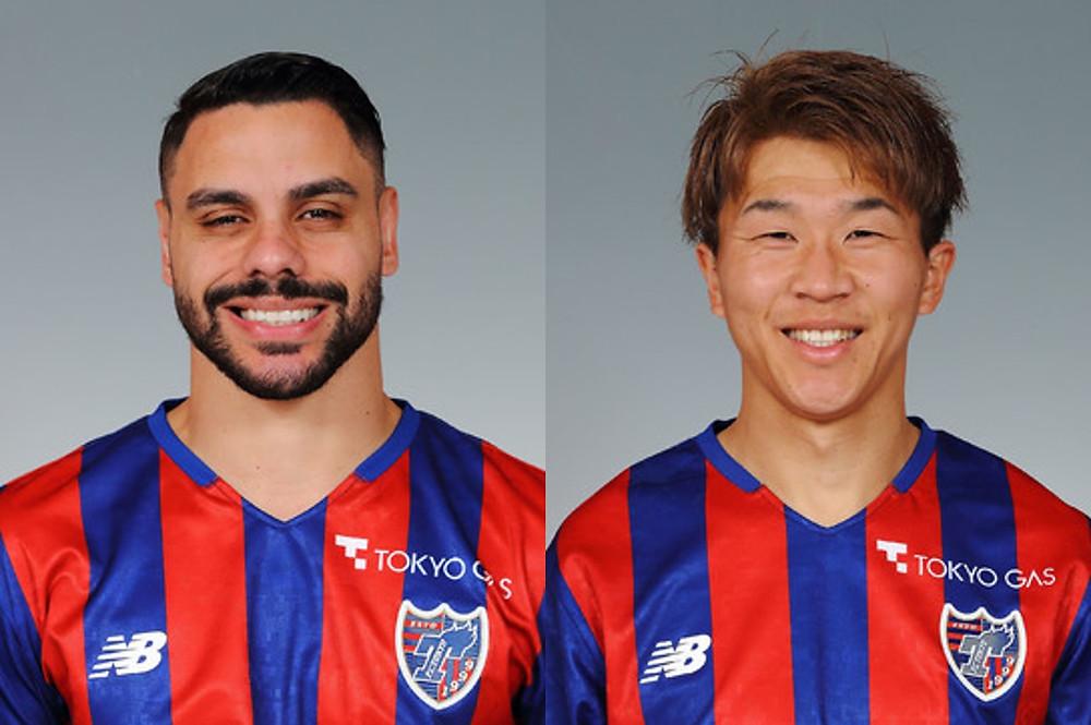 途中出場から今季初ゴールを決めたディエゴと永井