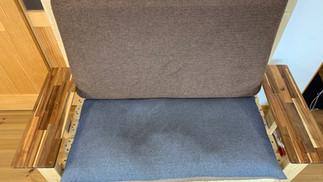 ソファをDIYしてみた。