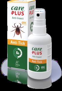 CAREPLUS - Spray Anti-Insecte - Anti-Tique