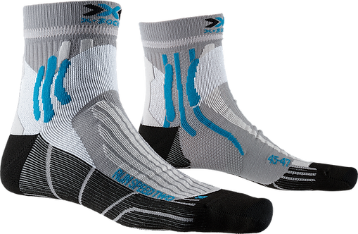 X SOCKS - Chaussettes Run Speed Two 4.0 Homme