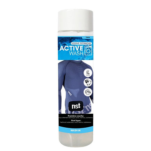 NST - Produit entretien première couche Activ Wash