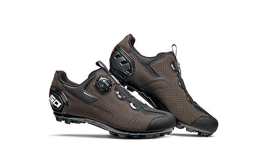 SIDI Chaussures Gravel marron