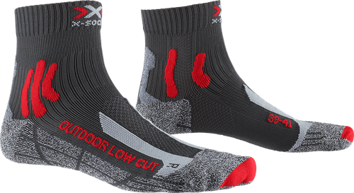 X SOCKS - Chaussettes Trek Outdoor Low Cut 4.0 Homme