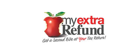 My Extra Refund apple Logo.jpg
