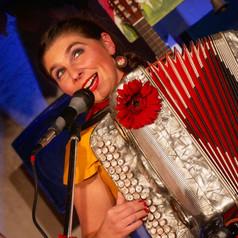 Concert Guinguette, voix, accordéon, chansons