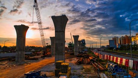 MRT Serdang Raya Selatan Station
