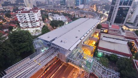 MRT Semantan Station