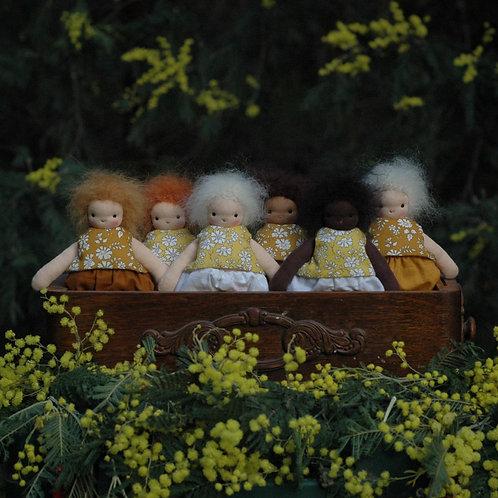 wattle dolls