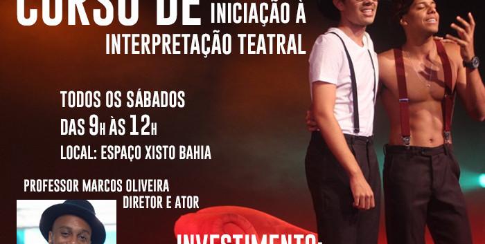 Curso de Iniciação à Interpretação Teatral