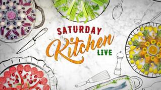 Nick on Saturday Kitchen Live