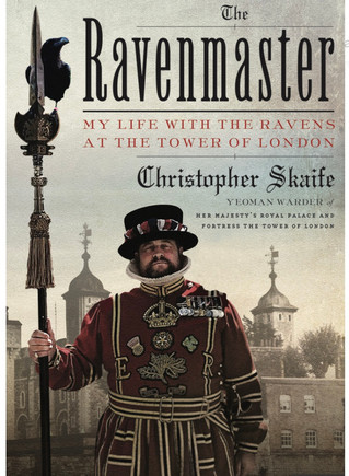 The Ravenmaster, available for pre-order!