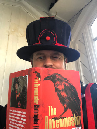 'The Ravenmaster' is released in the US and Canada today!