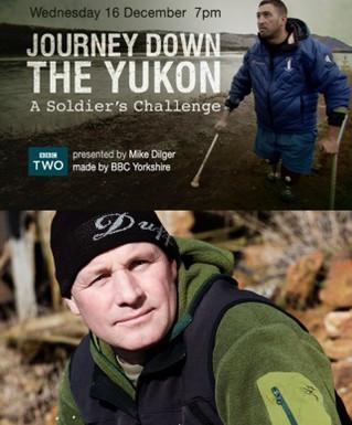 Journey Down the Yukon - A Soldier's Challenge