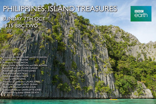 Mike Dilger and the jaw-dropping 'Philippines: Island Treasures'