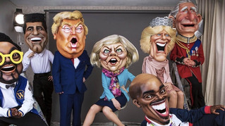 Big Heads on ITV!