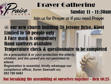 Praise Church Gathering