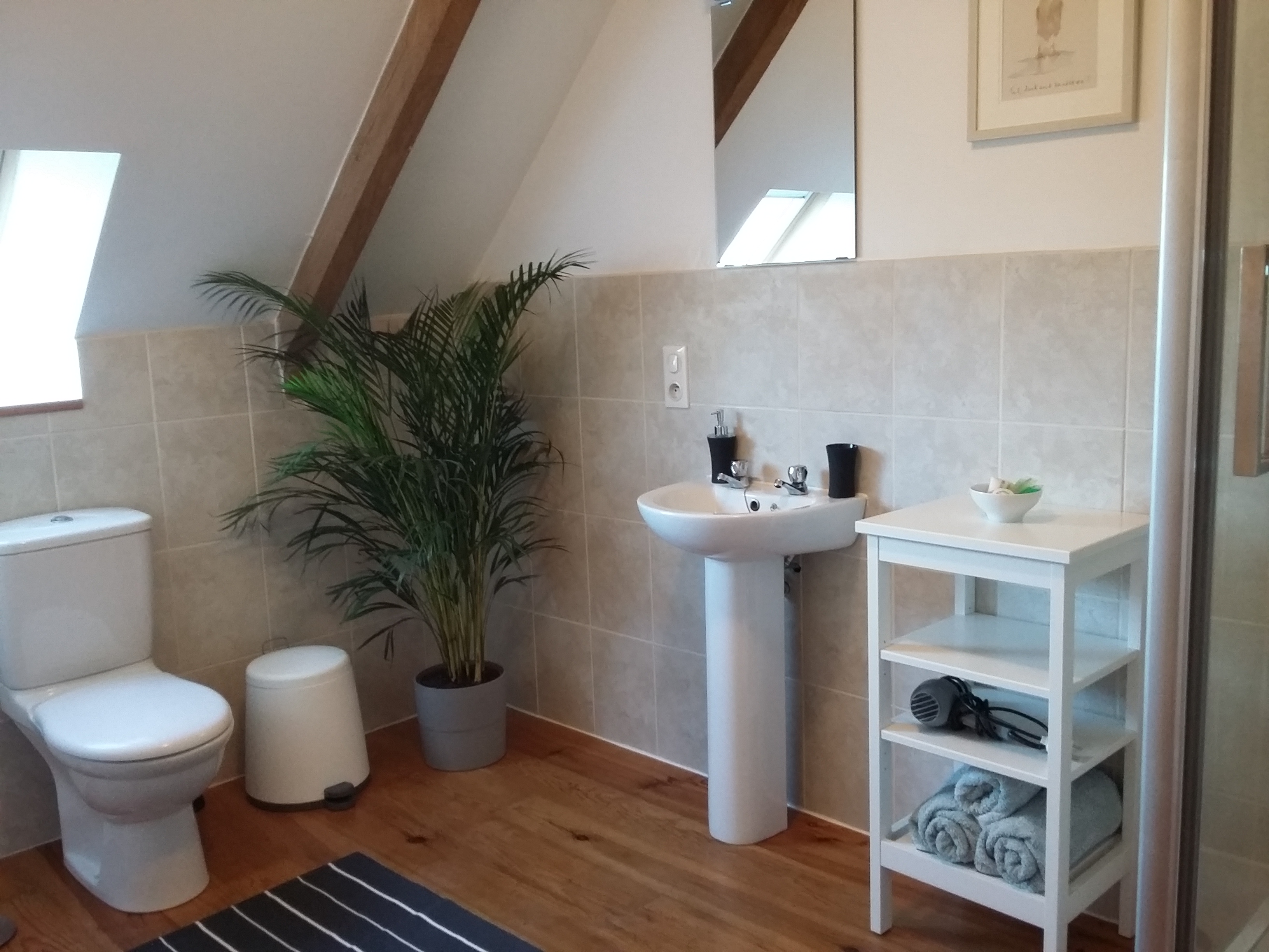 salle de bain - la petite grange