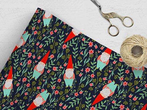 Garden Gnome Gift Wrap