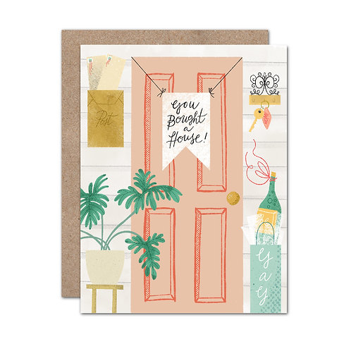 You Bought A House! | New Home Card - Set of 6
