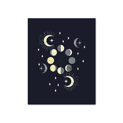 Celestial Moons