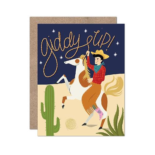 Giddy-Up Cowboy
