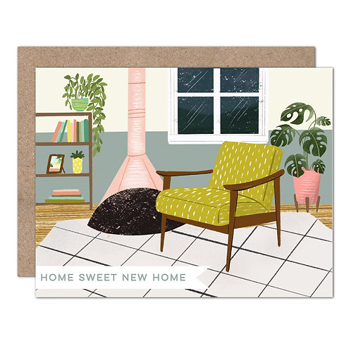 Home Sweet New Home - Set of 6