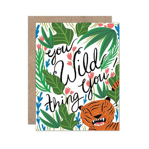 You Wild Thing, You!